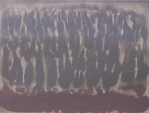 栗のお山    45×60cm 2015